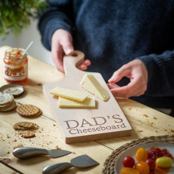 Dad's Cheeseboard