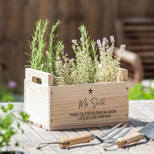 original_gift-for-teachers-personalised-wooden-planter