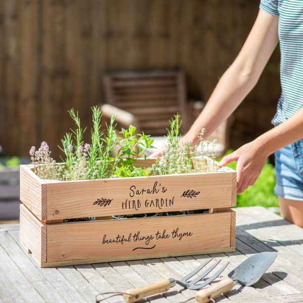 original_personalised-wooden-herb-planter-gift-for-gardeners