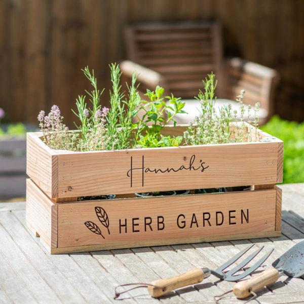original_personalised-wooden-herb-planter-modern-design