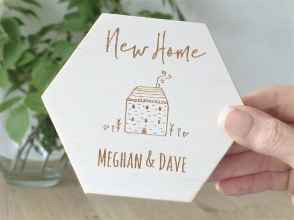 original_new-home-personalised-hexagonal-coaster