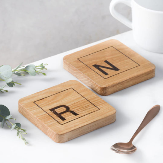 original_personalised-initial-oak-coaster-set