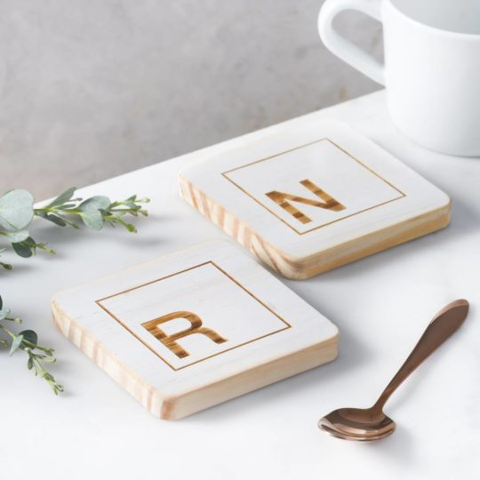 original_personalised-white-initial-coaster-set