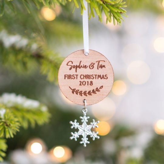 personalised couples decorations